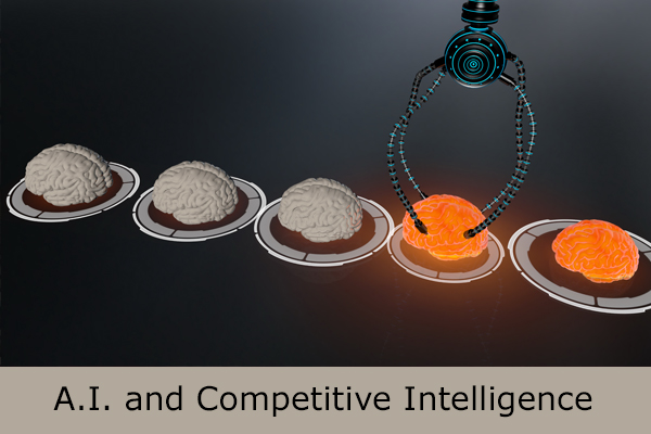 A.I. and Competitive Intelligence