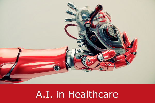 A.I. in Healthcare Artificial Intelligence Cognitive